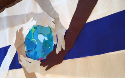 SCL Associate reflects on ribbon of hope project